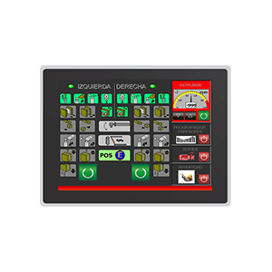 Touch Panel pevizz-px104