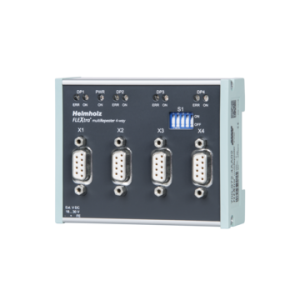FLEXtra® multiRepeater 4-fach