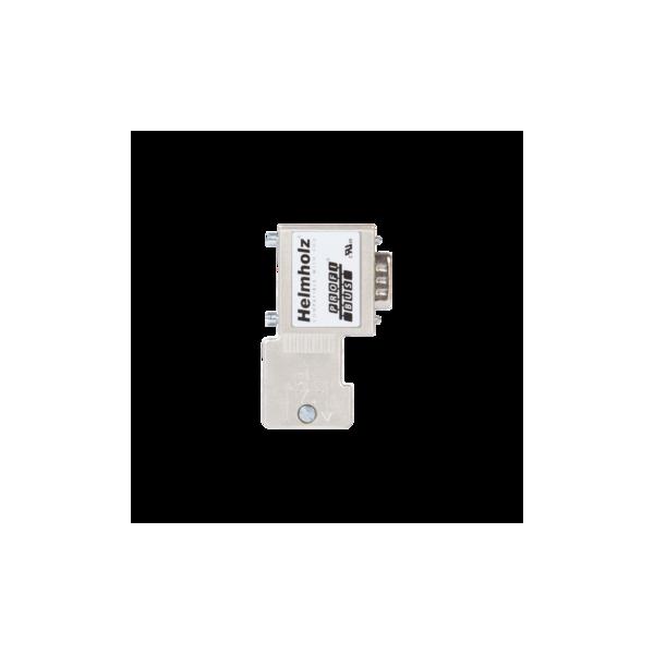PROFIBUS-Stecker, 90°, Schraubtechnik, ohne PG,
