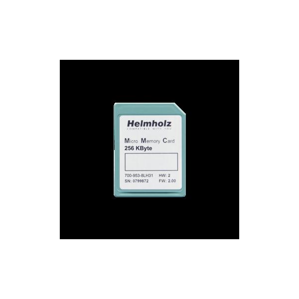 Micro Speicherkarte 256 kByte