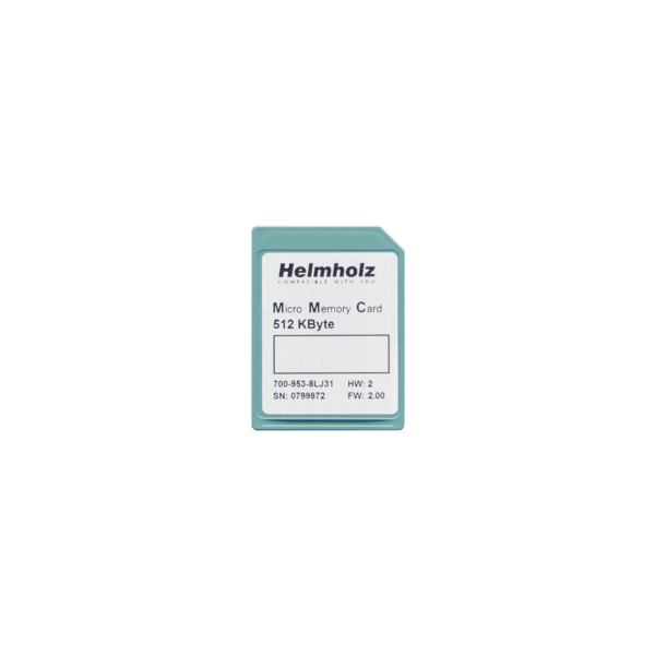 Micro Speicherkarte 512 kByte