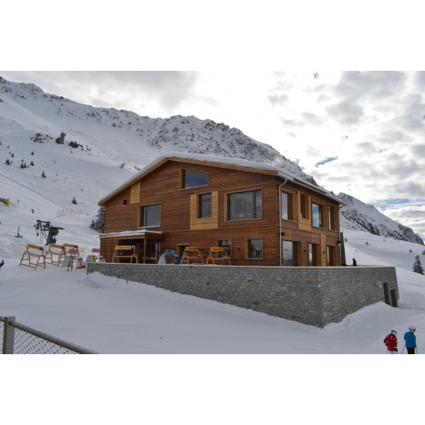 Bergrestaurant Scharmoin in Lenzerheide