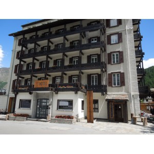 Hotel DOM in Saas Fee