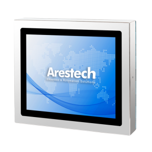 """19"""" Edelstahl Touch Monitor"""