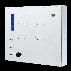 Edelstahl Touch Monitor TPM-3615 Rückseite