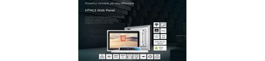 HTML5 Web-Panel PA-Serie